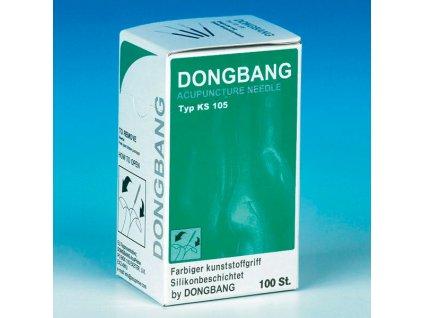 Akupunkturní jehla DONGBANG - silikonová