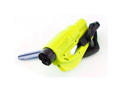 Rozbíječ skla ResQMe Tool - neonově žlutá