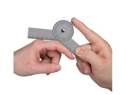 goniometr prstový