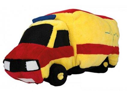 Plyšová ambulance