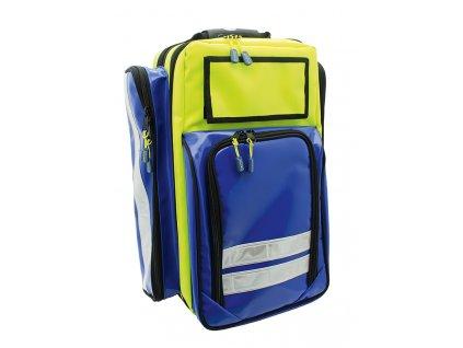 Záchranářský batoh - basic pro - modro/žlutý