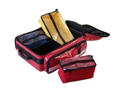 Sada 3ks vnitřních kapes pro batoh - basic XL pro