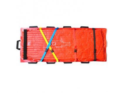 Vakuová matrace vícekomorová s protiskluzem