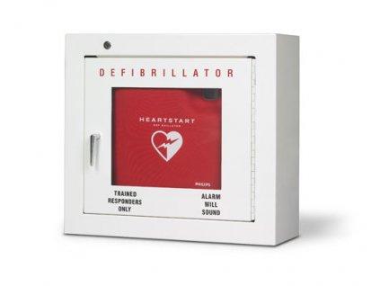 Philips AED skrinka s alarmem (2)