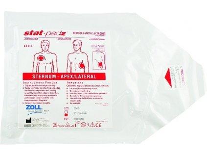 Defibrilační elektrody Stat-Padz - Preconnected