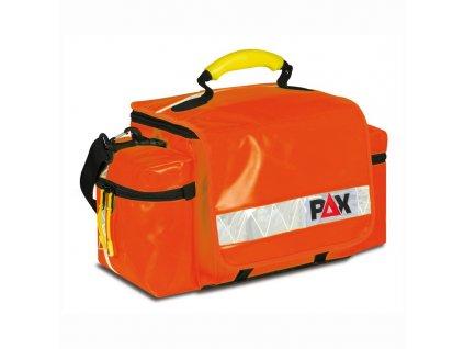 First Responder - Pax Plan - neonově oranžový