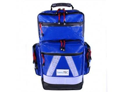 Záchranářský batoh - BexaTEC Water Stop Pro - pogumovaný - modrý
