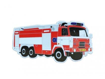 Magnet Tatra 815 HASIČI