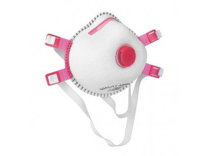 Respirátor s výdechovým ventilkem - FFP3/V