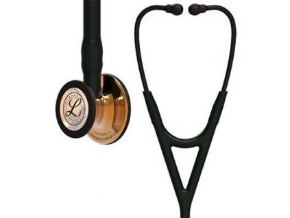 Fonendoskop Littmann Cardiology IV - černá/měděná - limitovaná edice