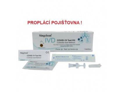 singclean antigenni covid 19 POJ