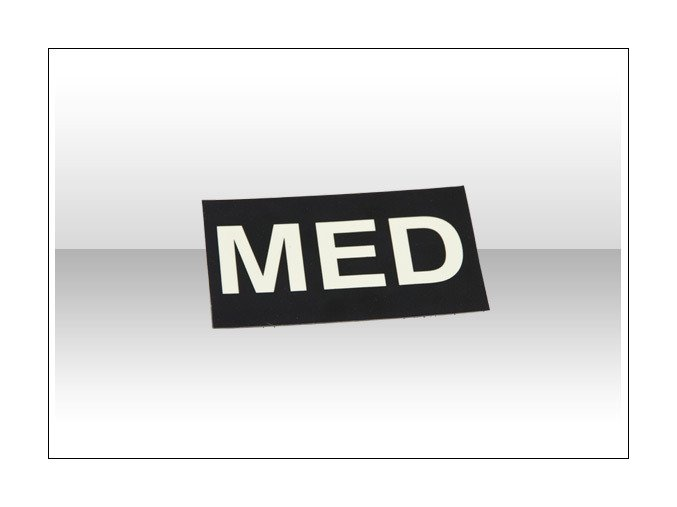 153 tacmed medic patch