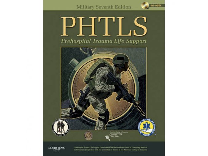 158 phtls prehospital trauma life support military edition