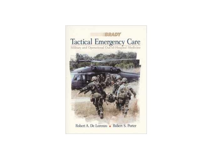 161 tactical emergency care military and operational out of hospital medicine