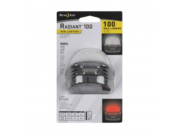 Lucerna Nite Ize Radiant 100 Mini Lantern