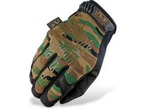 RUKAVICE MECHANIX CAMO ORIGINAL - camo (RUKAVICE MECHANIX WEAR - velikost S,)