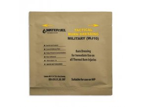 174 tactical military burn dressing 10x10cm