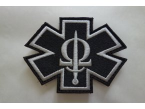 198 cacm patch black