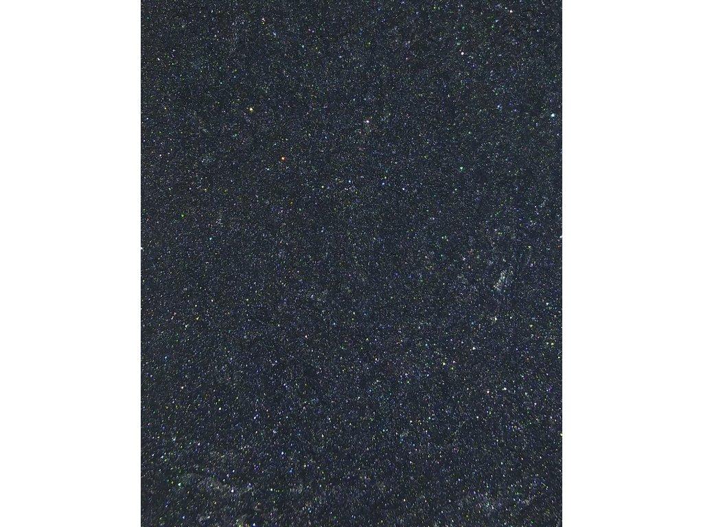 Metalický prášek do pryskyřice - Black pearl