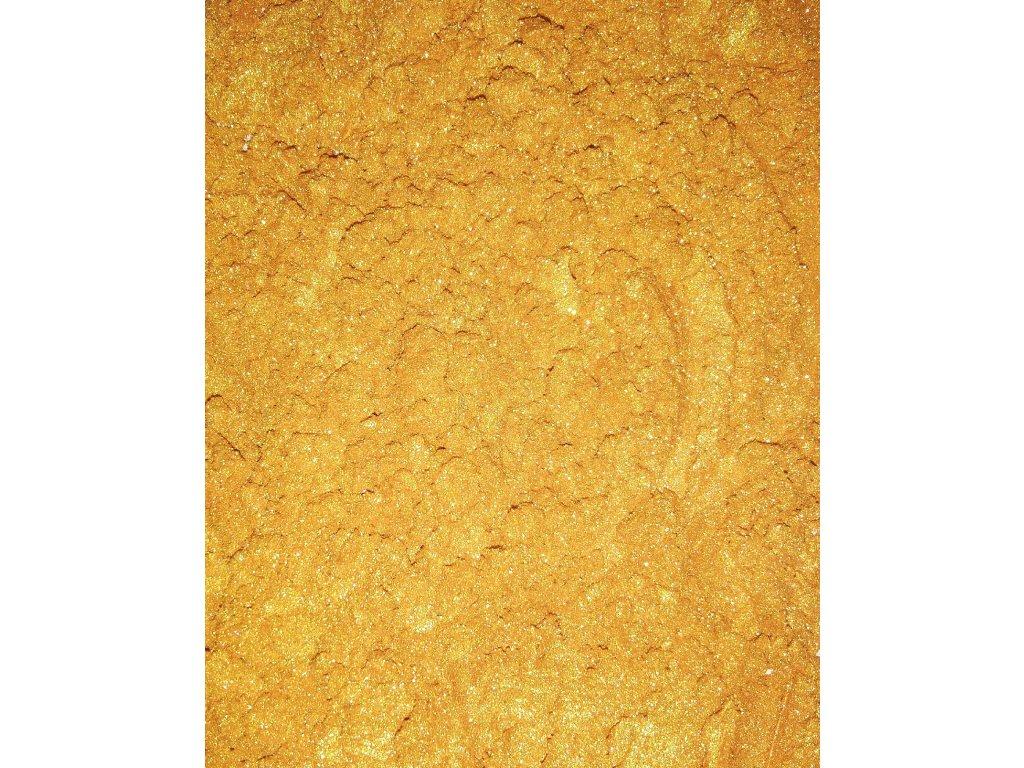 Metalický prášek do pryskyřice - Royal gold
