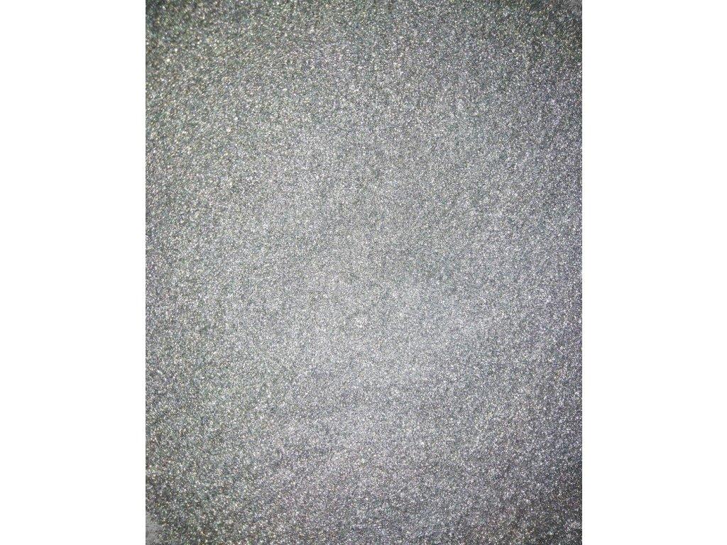 Kovový   Zrcadlový pigment - stříbrný 10 ml