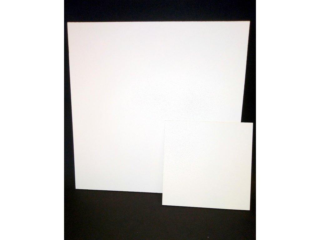 Deska ze sololaku na výrobu obrazu z pryskyřice - čtverec