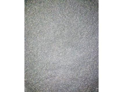 Kovový   Zrcadlový pigment do pryskyřice - stříbrný 10 ml