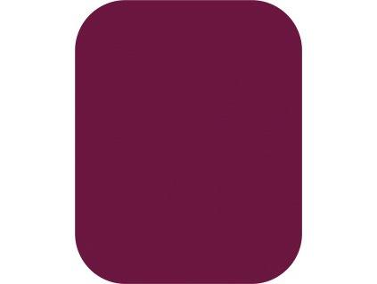 červeno fialová pruhledná