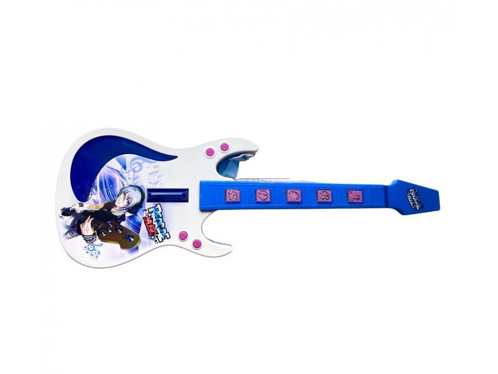 Dětská hrací elektrická kytara