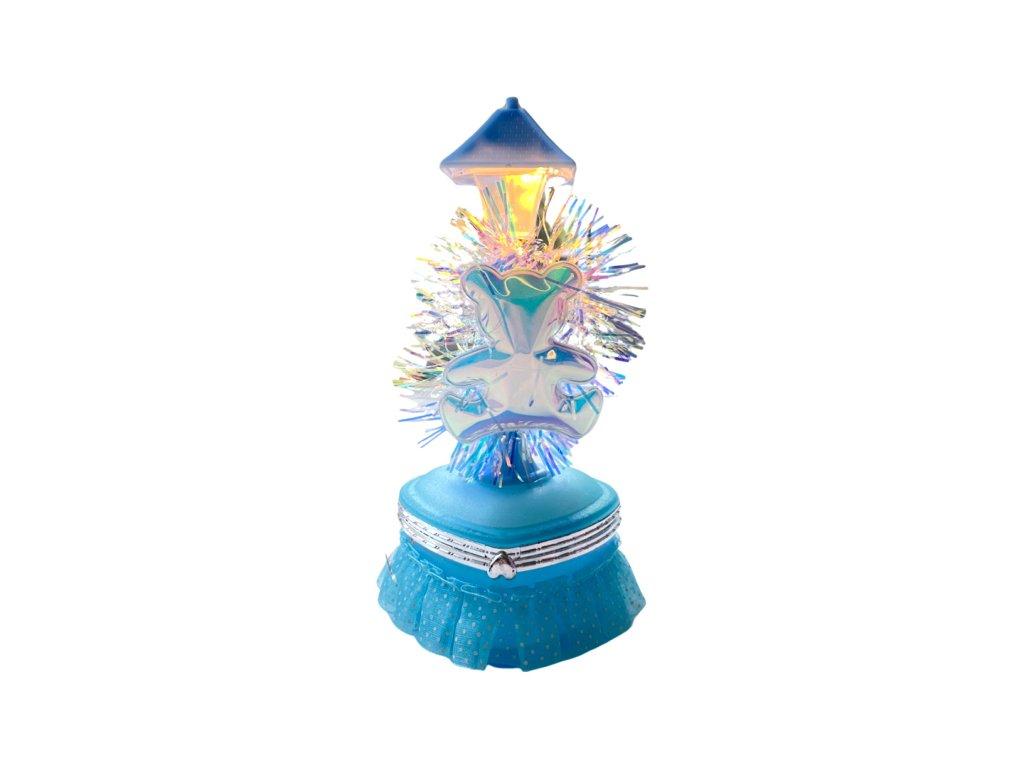 Dekorativní šperkovnice svítící