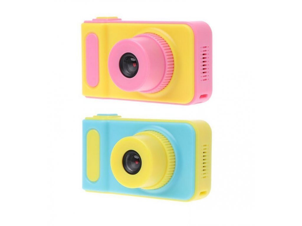 Dětský mini fotoaparat obě barvy