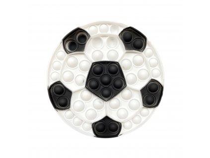 POP IT Antistresová hračka fotbalový míč