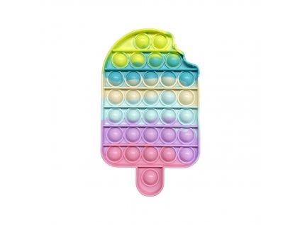 POP IT Antistresová hračka pastelový nanuk