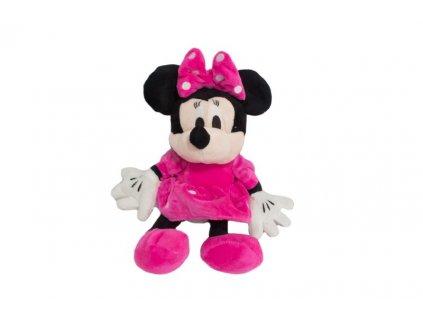 Mickey Mouse Plyšová Minnie v růžovém.JPG