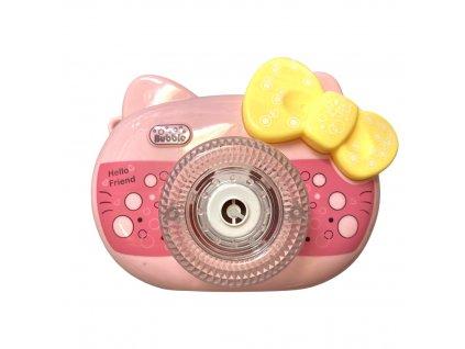 Automatický bublinkovač fotoaparát - 800 bublin za minutu