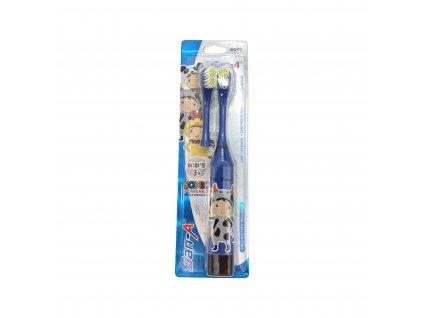 Dětský elektrický zubní kartáček s motivem