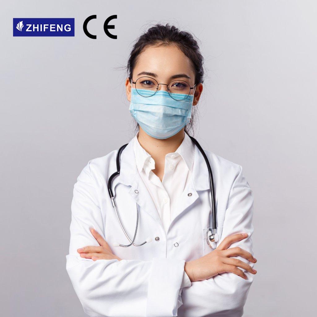 ZHIFENG™ - Chirurgické roušky (50ks)