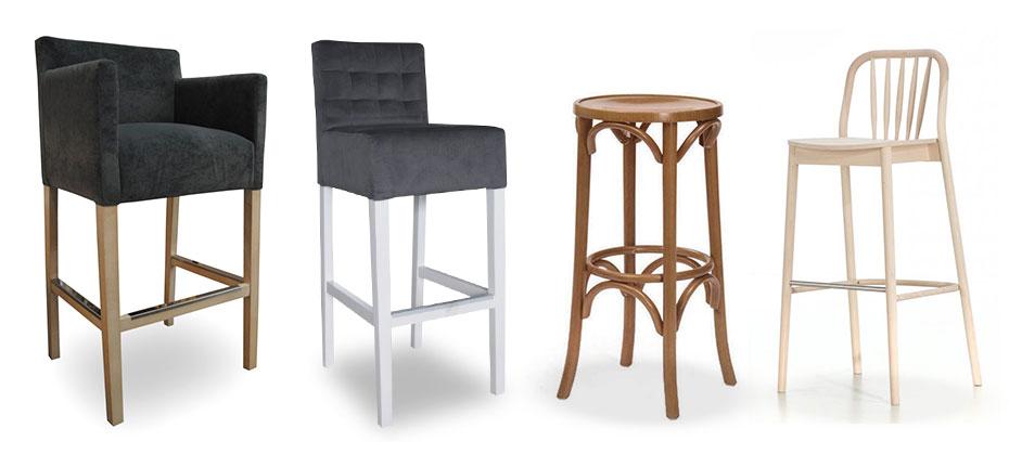 Seďte za barem pohodlně! Jak vybrat optimální výšku a tvar barové židle?