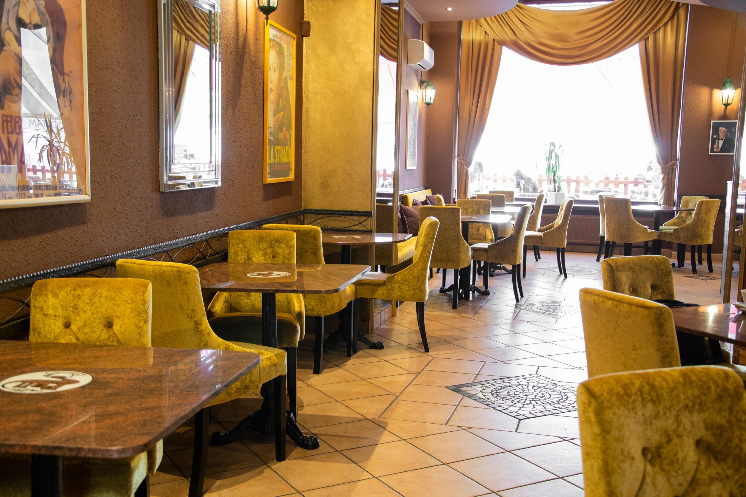 Caffe Fellini, Plzeň