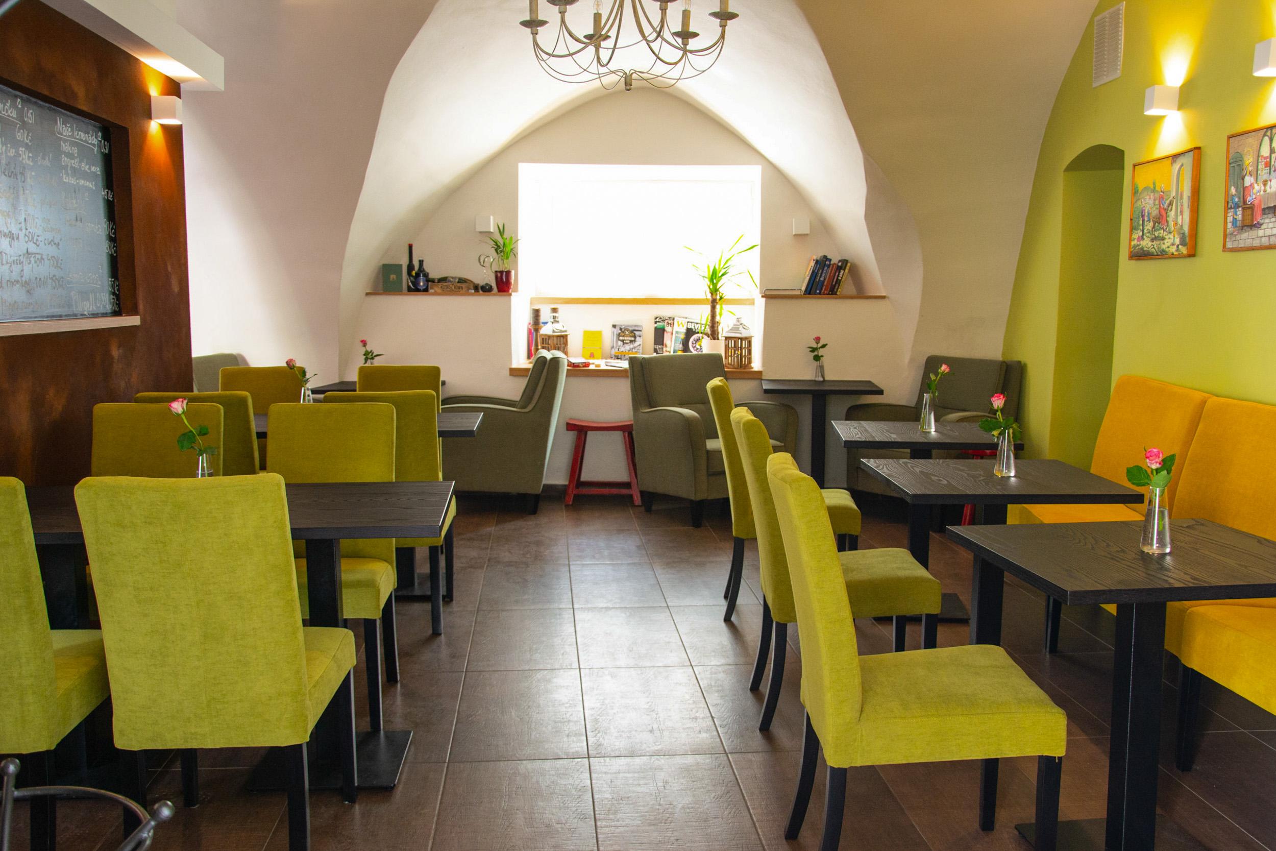 Vinný bar a kavárna Má Úcta, Beroun
