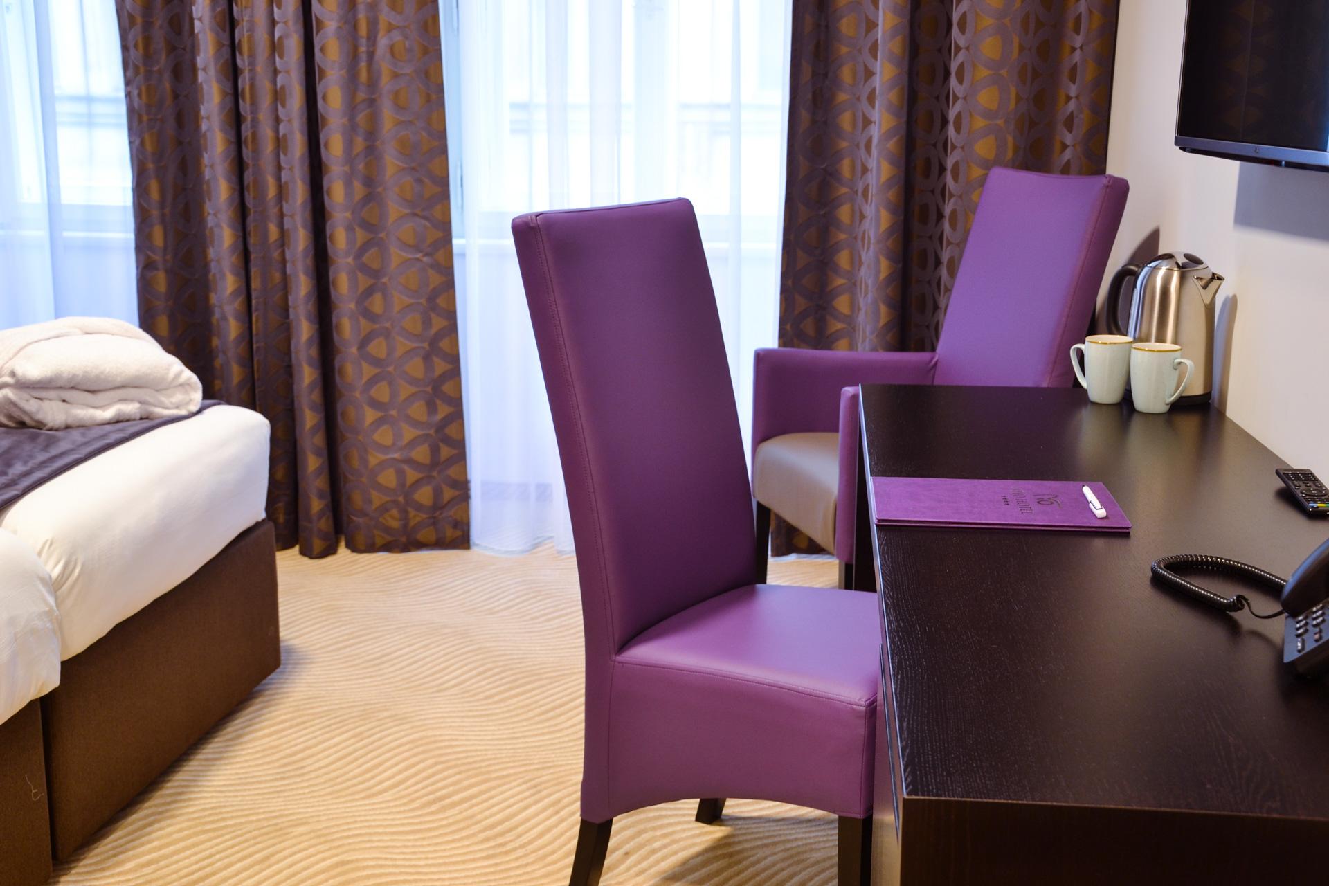Jaké byste měli mít nároky na sedací nábytek do hotelu?