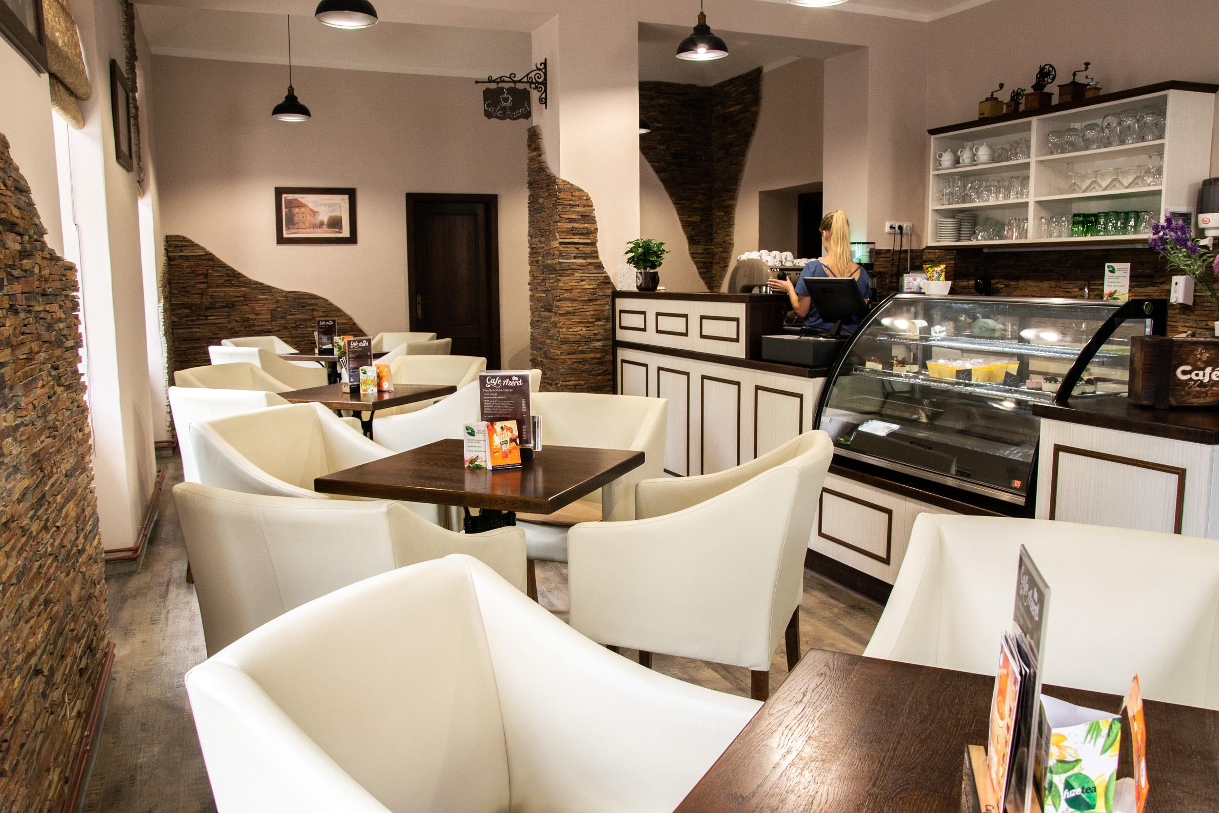Cafe Azeret, Terezín
