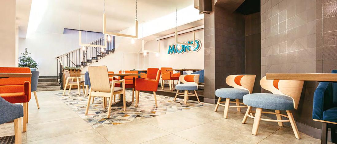 Jak vybrat sedací nábytek do hotelu, restaurace nebo kavárny?
