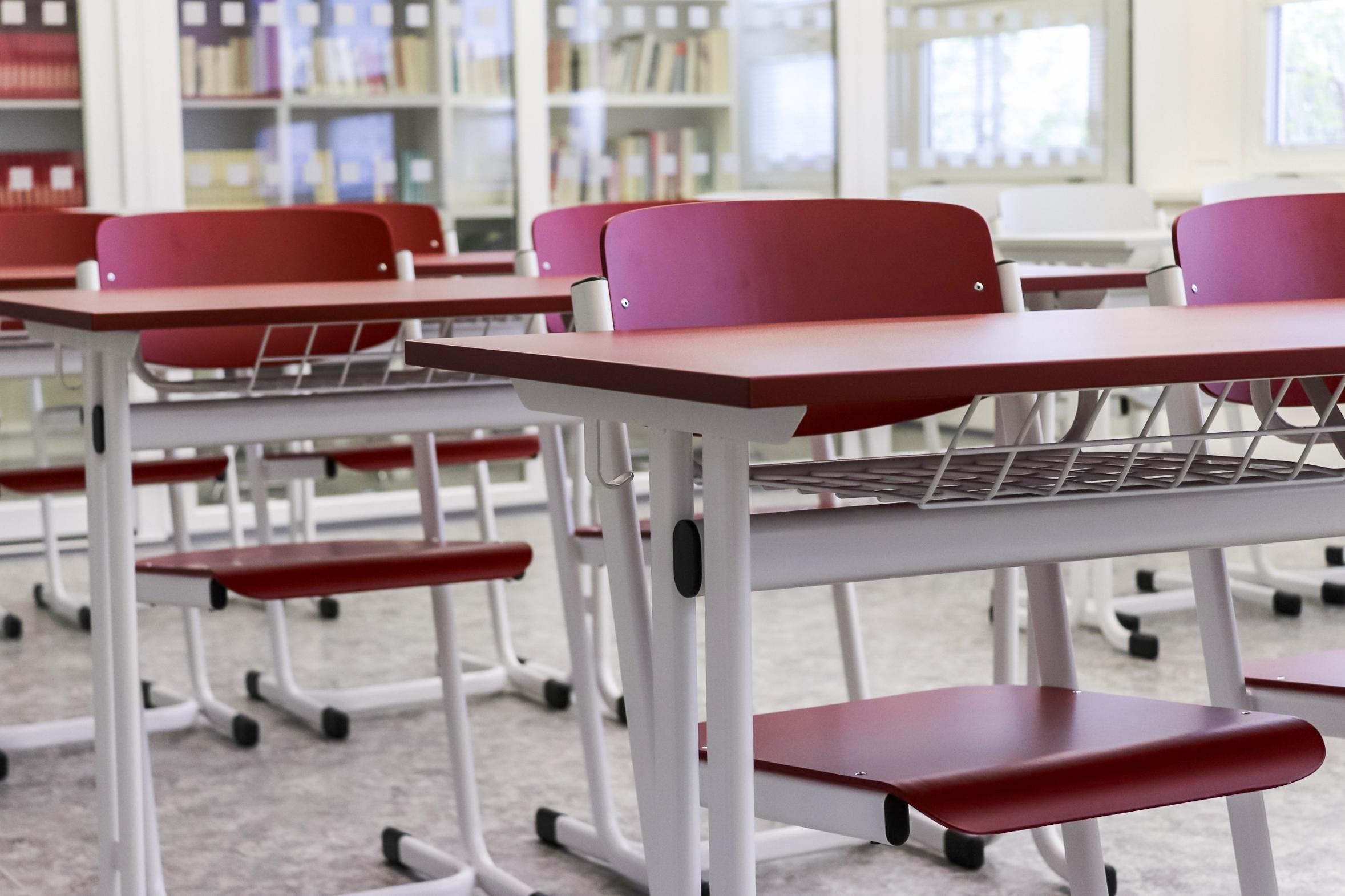 Vybavení školní restaurace a učebny Roudnice