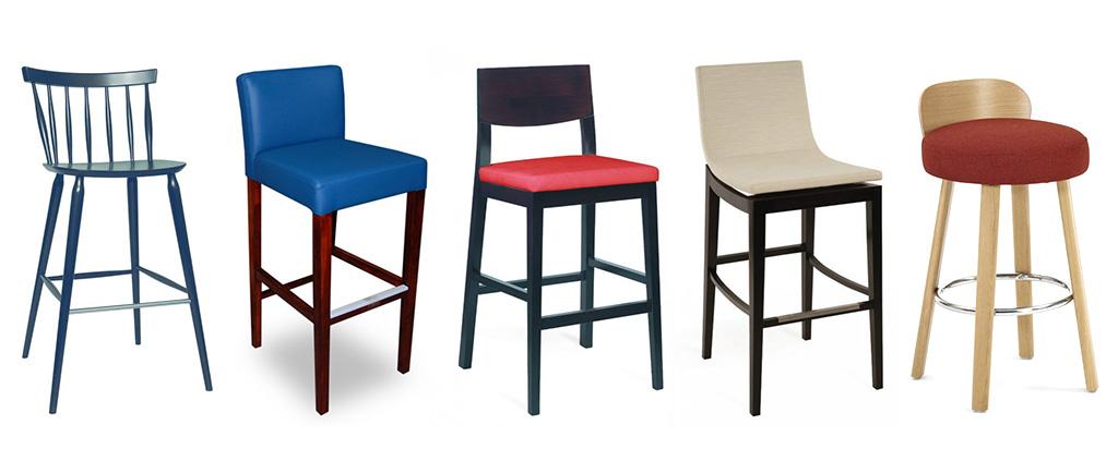 Jak na komfortní sezení za barem?