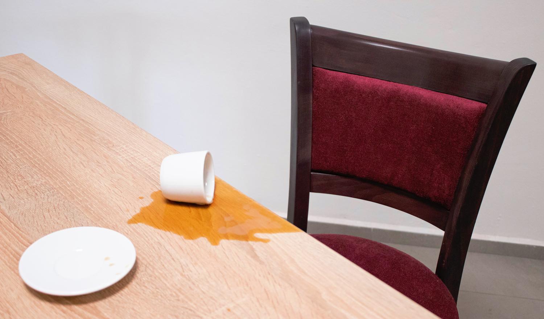 Čalouněná židle s hydrofobním nano nástřikem | Ressed