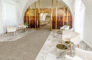 Luxusní čalouněné židle pro obřadní síně | Ressed