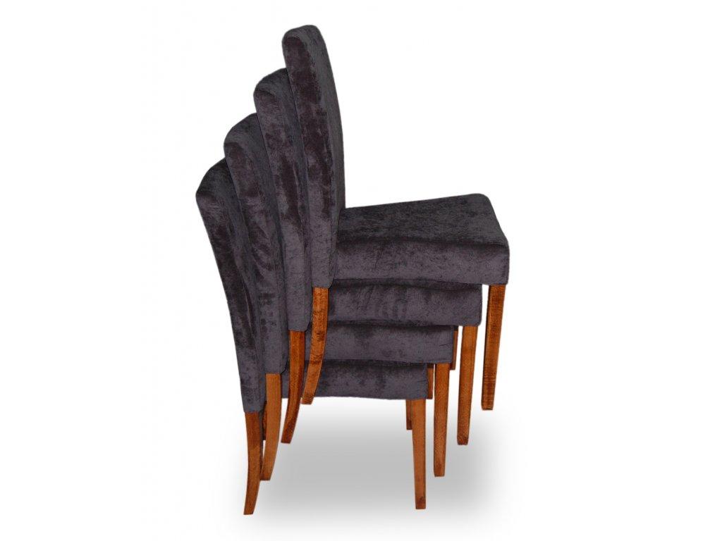 Stohovatelné židle - Ressed