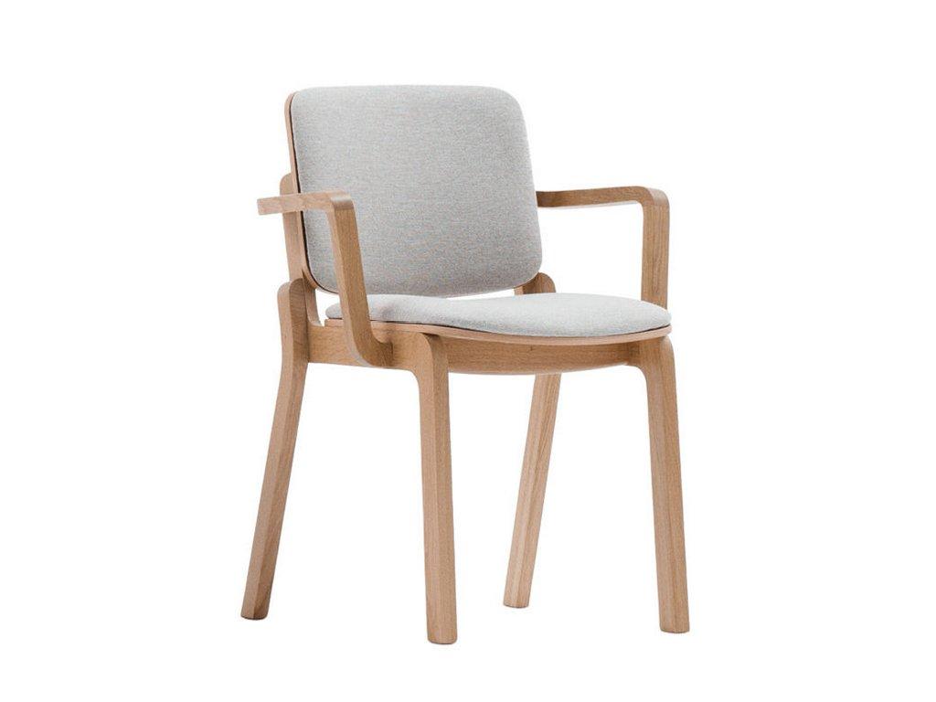 Židle s područkami - Ressed