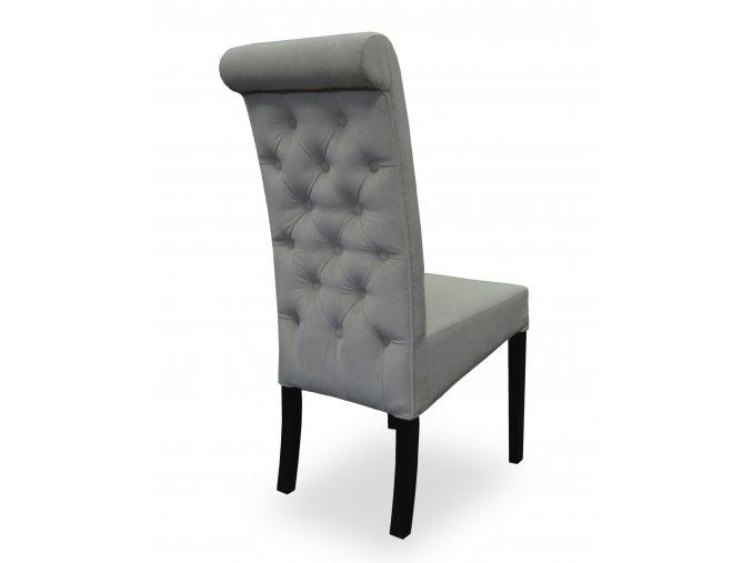 Luxusní prošitá židle Smart, elegantní styl